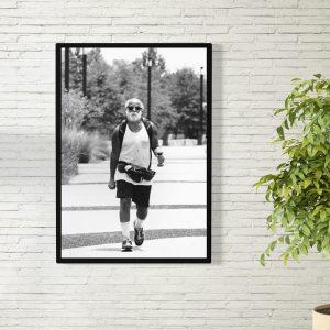 A Walk poster