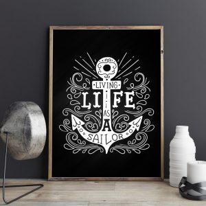 As a Sailor poster