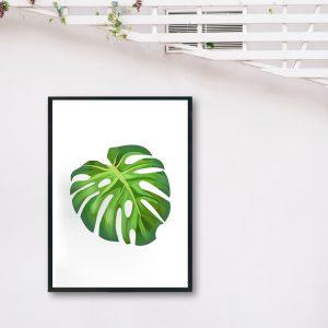 Big Leaf poster