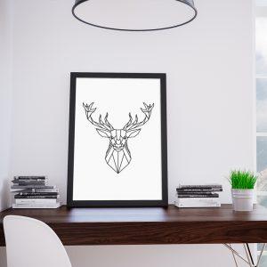 Deer Lines poster