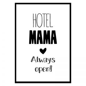 Hotel Mama poster