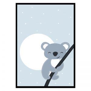 Koala kinderposter