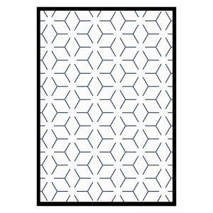 Line Pattern poster
