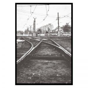 Rail Station poster