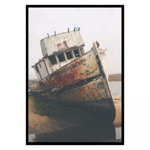 Stranded Boat poster