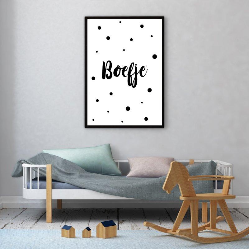 Boefje Stip - Posters voor ieder interieur | Punt.
