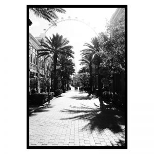 Las Vegas Streets poster