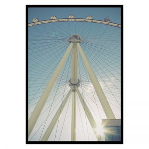 Vegas Wheel poster