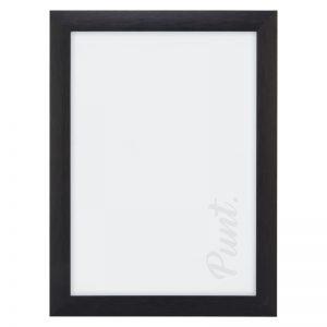 Posterlijst Aluminium - Mat Zwart - 23mm