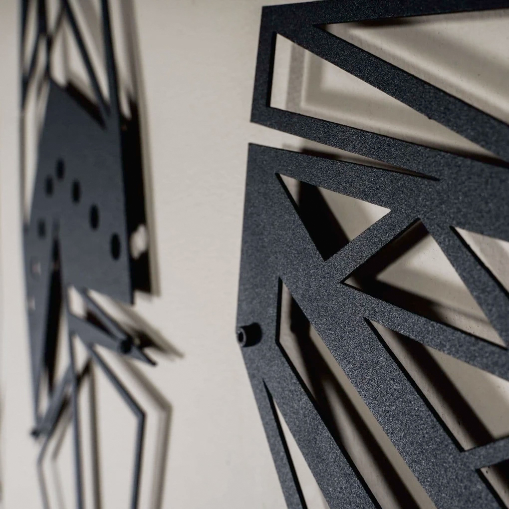 Metalen wanddecoratie - Arrows