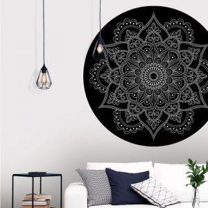 Behangcirkel - Mandala