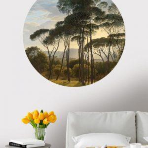 Behangcirkel - Natuur