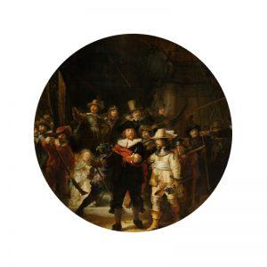 Behangcirkel - Rembrandt