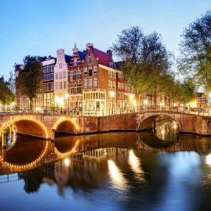 Behang - Amsterdam
