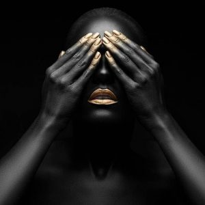 Behang - Black Women