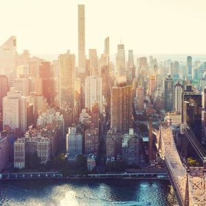 Behang - New York