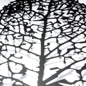 Metalen wanddecoratie - Autumn
