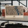 3D Houten City Map - Kyiv