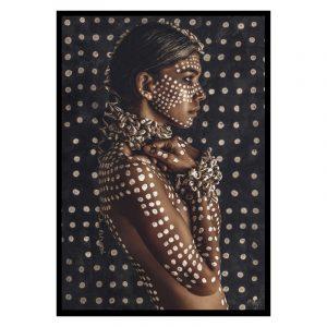 Dots Women poster