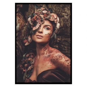 Dark Flower Women poster