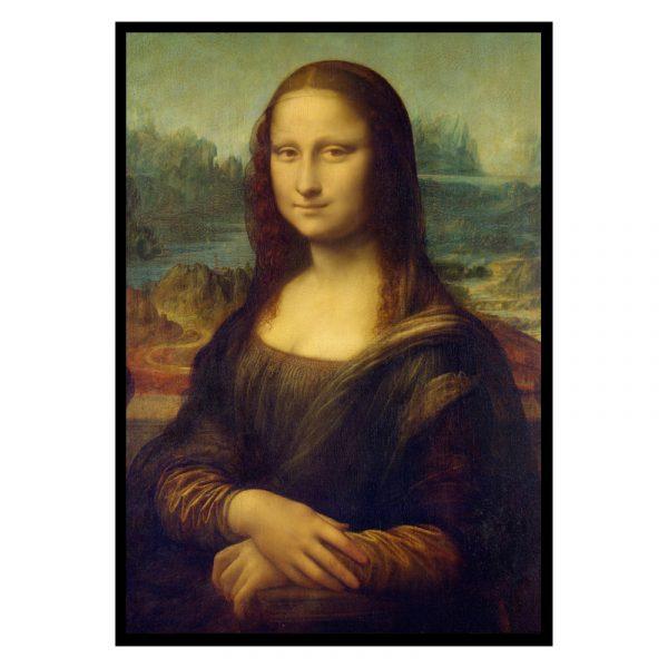 Mona Lisa (Leonardo da Vinci) poster