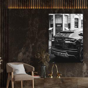 Fashion Store Lambo poster
