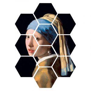 Hexagon - Meisje met de Parel