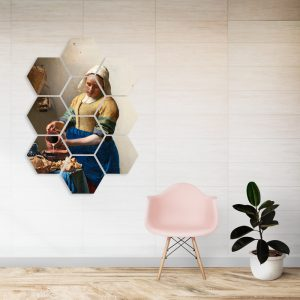 Hexagon - Melkmeisje
